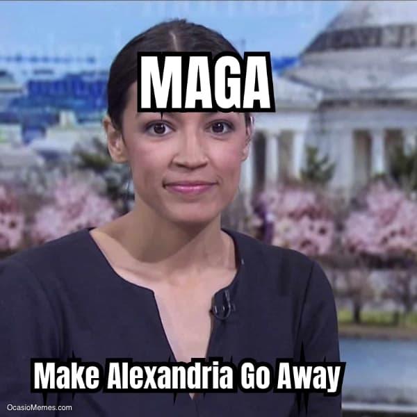 MAGA: Make Alexzandria Go Away
